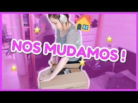 EMPACANDO TODO! NOS MUDAMOS DE CASA  |Amuzkis Vlogs ♡