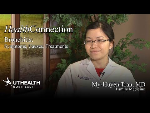 Bronchitis: Symptoms, Causes, Treatments - Dr. My-Huyen Tran