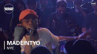 Madeintyo Boiler Room x Budweiser New York Live Set