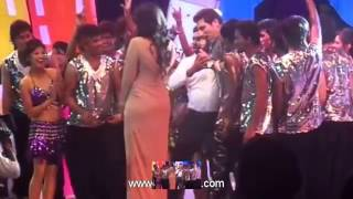 Kajal agarwal dance at Tollywood Channel Opening Functin-2