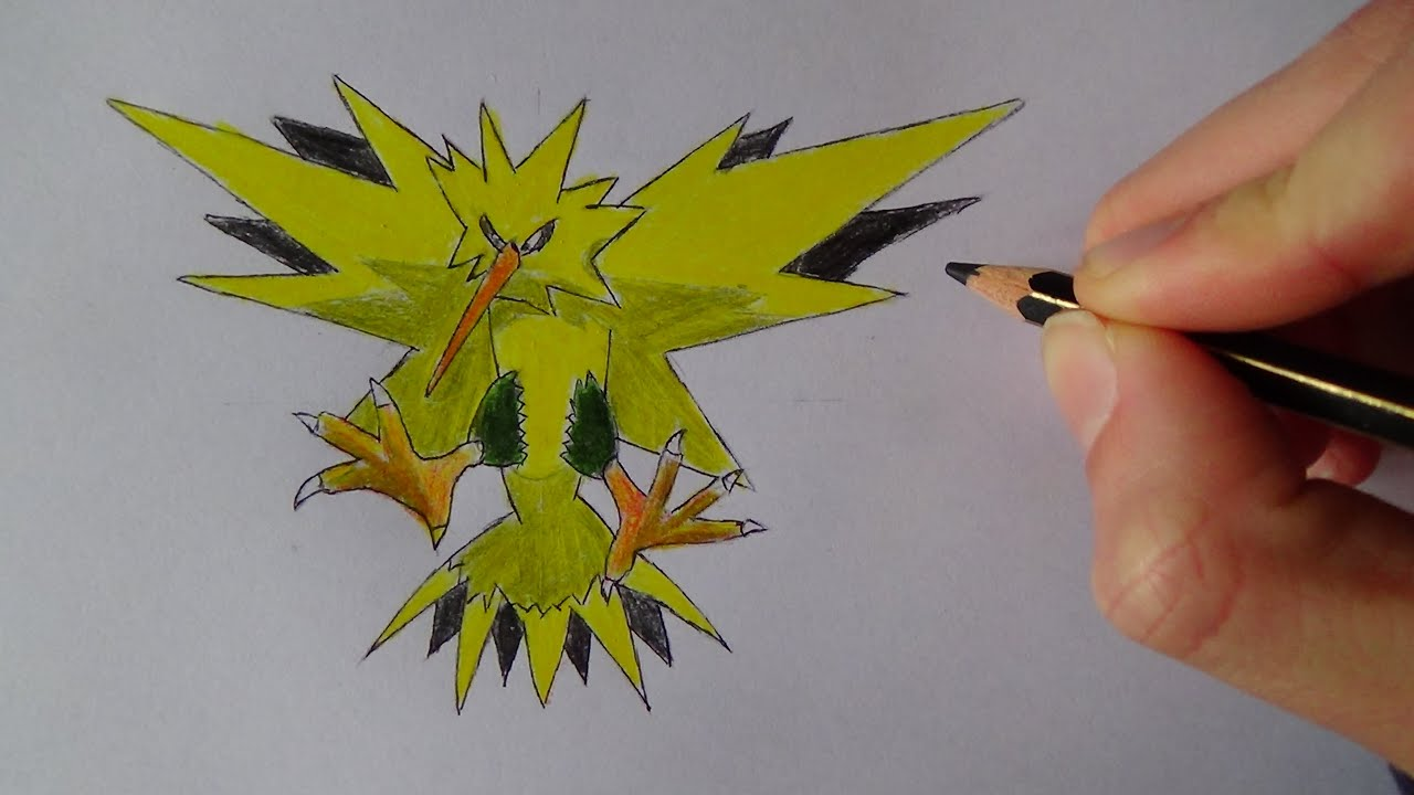 pokemon how to get zapdos