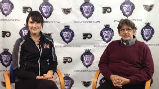 Reading Royals support Hope Rescue Mission