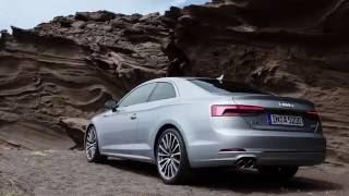The all-new Audi A5 & S5 Coupé