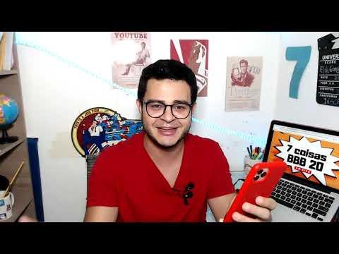 BBB20 ao VIVO: Daniel foi Eliminado do BBB20, comentando BBB20 | 7 coisas do BBB 20 ao vivo