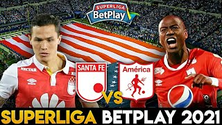 🔥¡En ESTADOS UNIDOS!🔥| El PRIMER Título Del AÑO Para AMÉRICA DE CALI? | Superliga BETPLAY 2021 | FVC