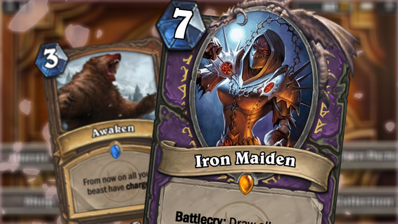 9 new custom hearthstone cards youtube