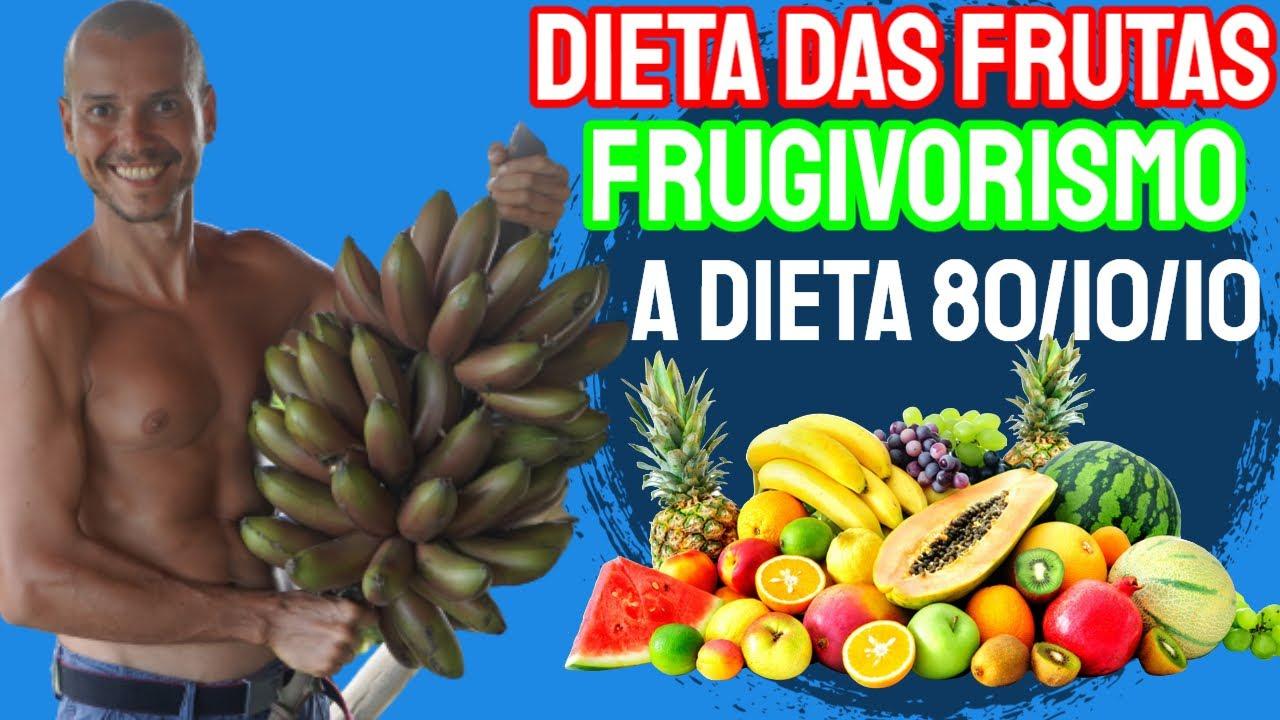 dieta frugivora o que e