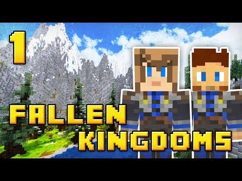 Download Youtube: L'équipe Siphano / Frigiel !   FALLEN KINGDOMS : NORDIQUE #01