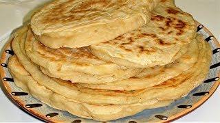 Один рецепт 2-3 способа выпечки хлеба и  лепешек. Как печь?