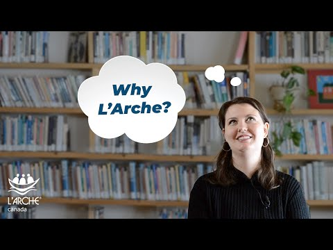 Why Join L'Arche Canada?