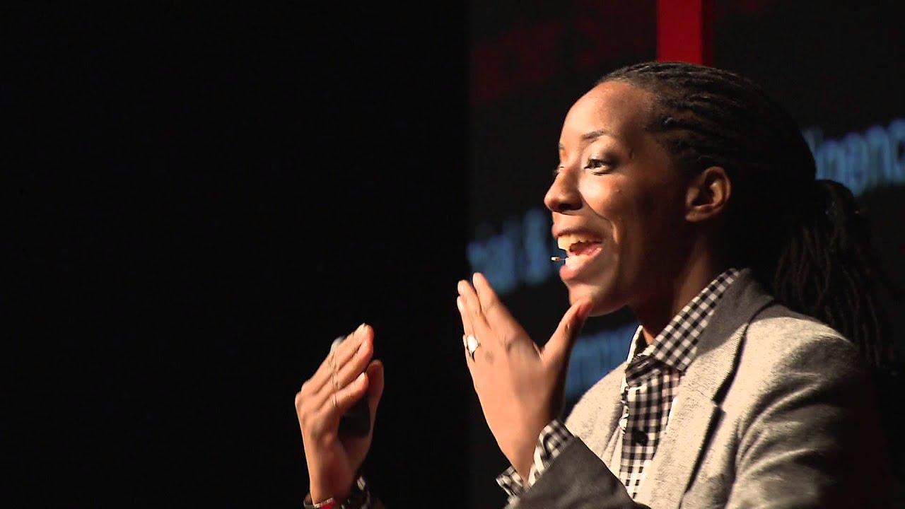 Hip hop, grit, and academic success: Bettina Love at TEDxUGA