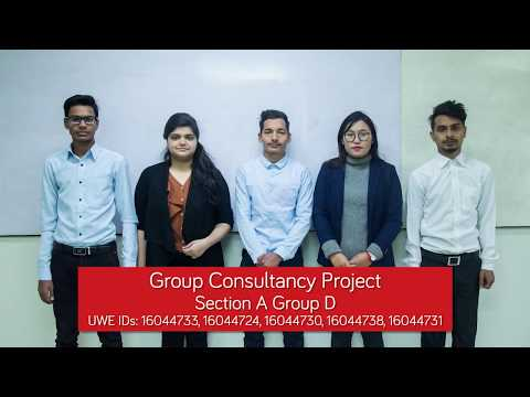 Group Consultancy Project   - Section A Group D
