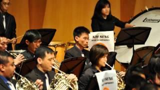 Kim Seng Wind Symphony Concert 16.
