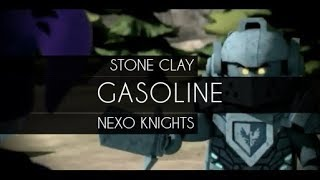STONE CLAY• Gasoline• Nexo Knights Season 4
