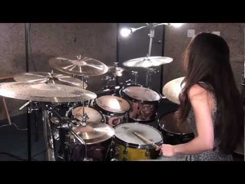 SOUNDGARDEN - BLACK HOLE SUN - DRUM COVER BY MEYTAL COHEN