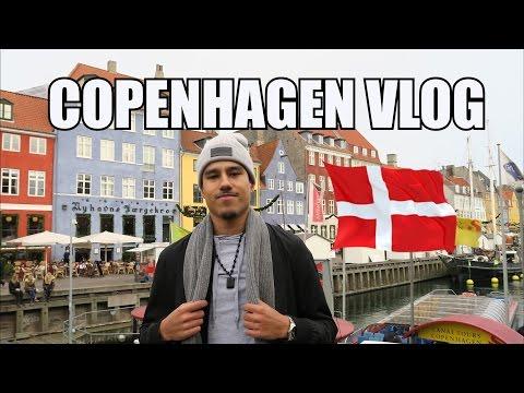 DAY OUT IN COPENHAGEN - DENMARK VLOG