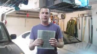 Cabin Filter Swap 2008+ Honda Accord