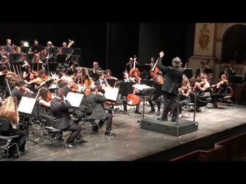 Orchestra del conservatorio di Bologna - sinfonia da Norma, Bellini (Teatro comunale Bologna)