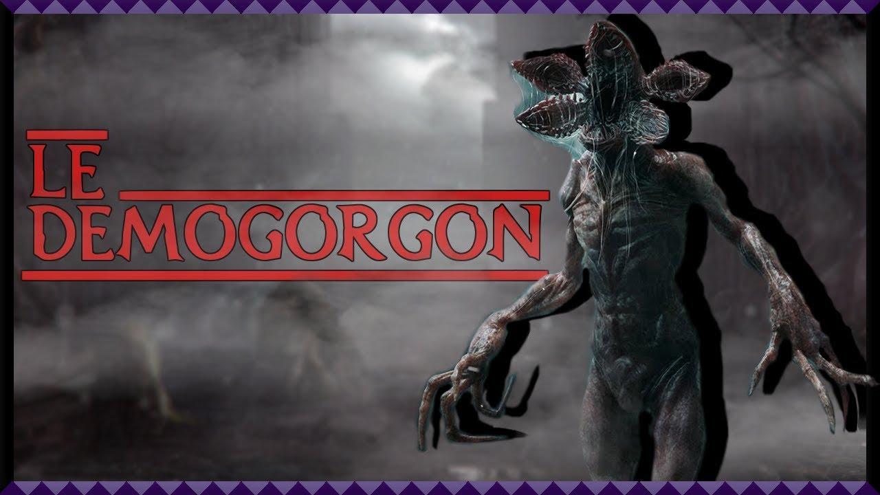 Demogorgon Stranger Things