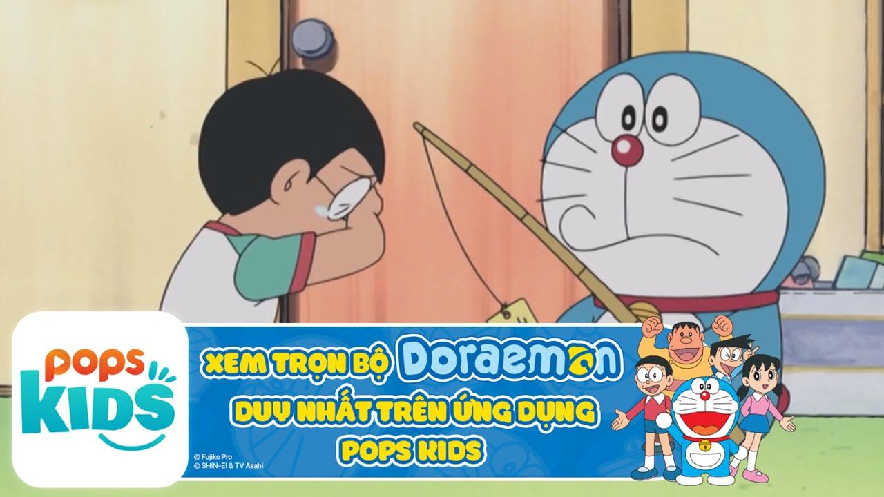 Hoạt Hình Doraemon - Hành Tinh Ngược Đời - Xem trọn bộ DORAEMON trên ỨNG DỤNG POPS Kids
