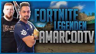 🏆FORTNITE LEGENDEN: AMARCODTV | Fortnite Battle Royale