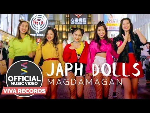 Japh Dolls — Magdamagan [Official Music Video]