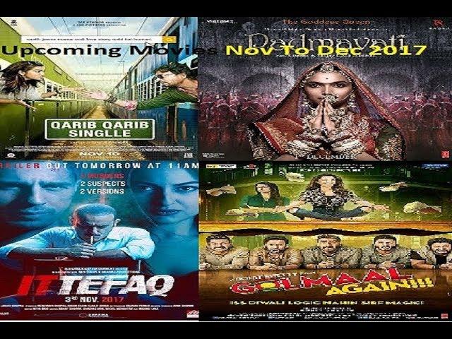 Top 5 Upcoming Bollywood Movies 2017