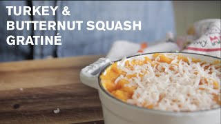 Baby Food | Turkey & Butternut Squash Gratiné | Farm To Table Family | Pbs Parents
