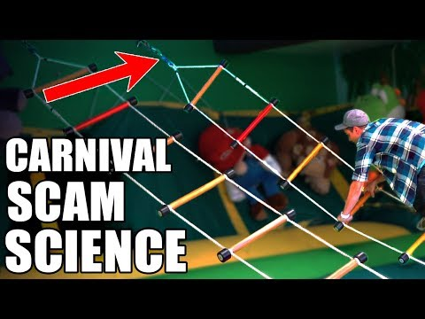 Download Youtube: CARNIVAL SCAM SCIENCE- and how to win