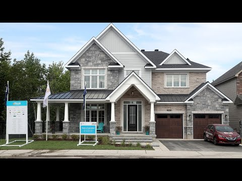 CHEO Dream Of A Lifetime Lottery Home In Stittsville