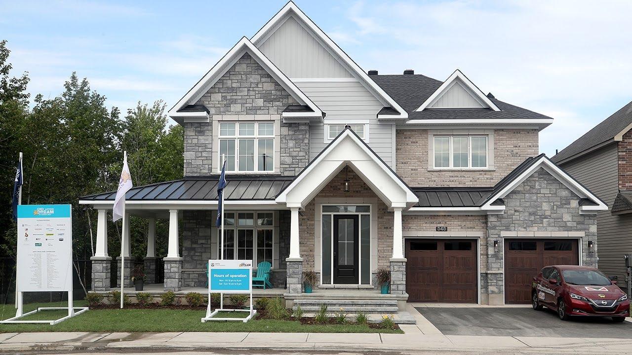 2020 Dream Home Winner.Cheo Dream Of A Lifetime Lottery Home In Stittsville