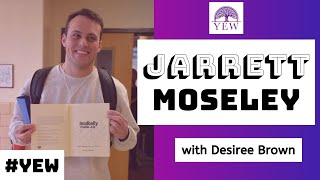 Submitting Poetry | Jarrett Moseley | Young Eager Writers Podcast