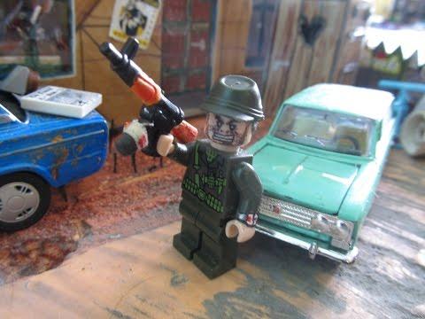 LEGO STALKER: История Шулера-5 серия