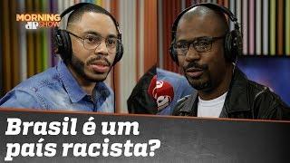 O Brasil é um país racista? Paulo Cruz e Ale Santos debatem