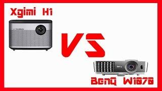Comparaison Vidéoprojecteur BenQ W1070 vs XGIMI H1