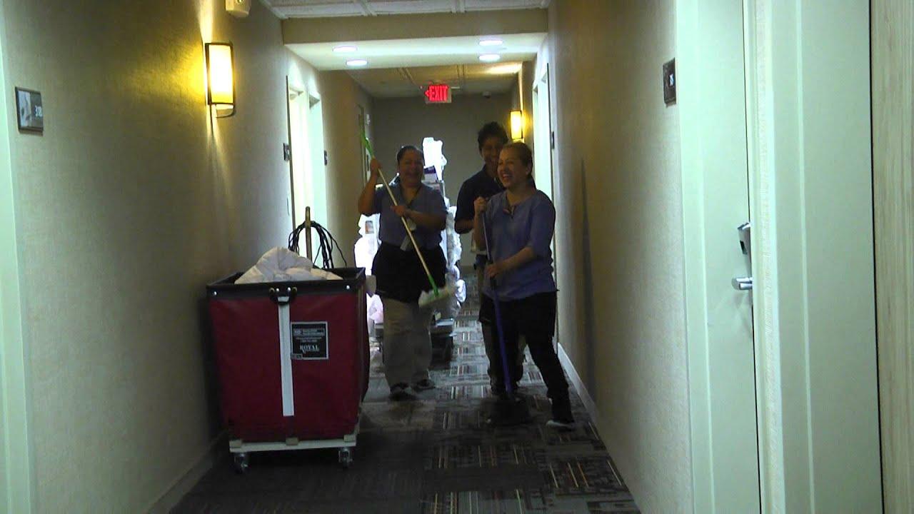 Hampton Inn Dodge City Our Housekeeping Welcomes You