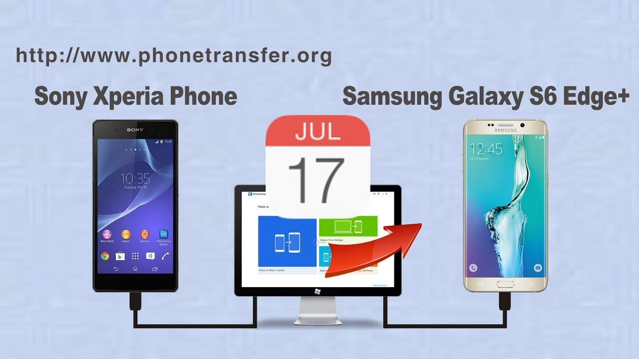 Phone Sync Calendar With Android Phone sony calendar to s6 edge how sync from xperia c4m4 c4m4z4e4 samsung galaxy edge