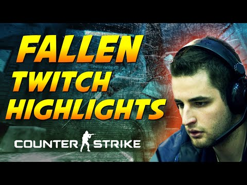 CS 1.6 | FalleN twitch highlights