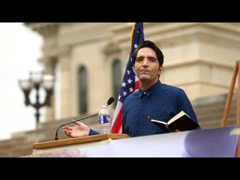 Actor David Dastmalchian Discusses Addiction at Recovery Rally