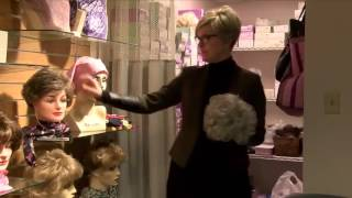 Beacon House Wig Salon - Story by WJMN's Mollie Hollebeke