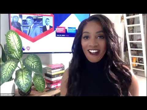 Samantha Johnson | Speaking Showreel