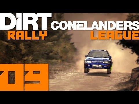 DiRT Rally: Conelanders League - March Event 1: Greece
