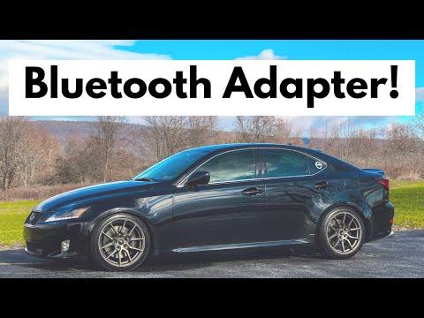 CHEAP Bluetooth Solution for 2nd Gen Lexus IS250/350/F