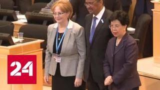 Вероника Скворцова: главой ВОЗ стал эффективный кандидат