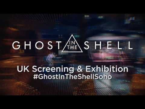 Ghost In The Shell | Lights of Soho | Paramount Pictures UK