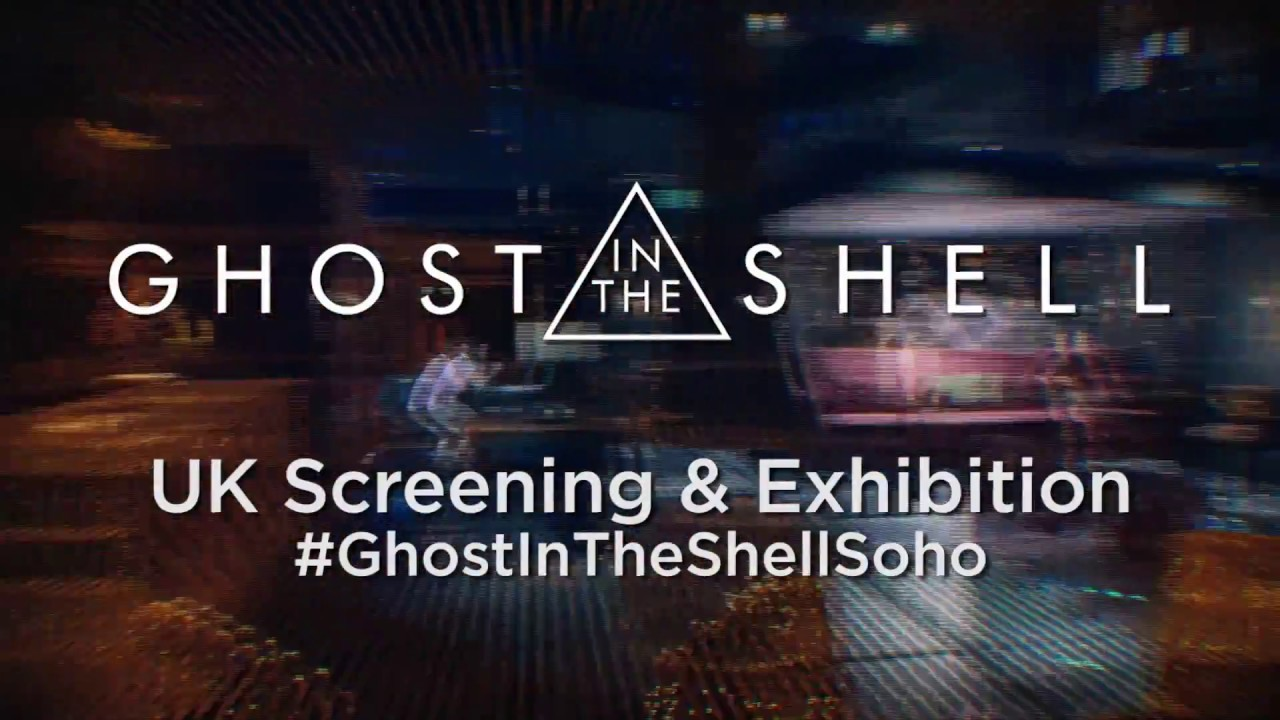 Exhibition Shell Yard : Ghost in the shell lights of soho paramount pictures uk youtube