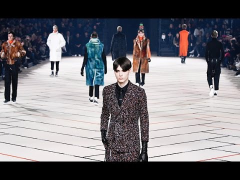 Dior Homme | Fall Winter 2017/2018 Full Fashion Show | Mensw