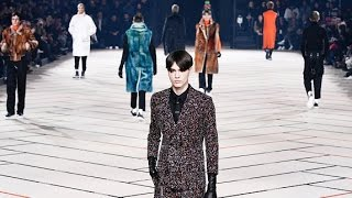 Dior Homme | Fall Winter 2017/2018 Full Fashion Show | Menswear
