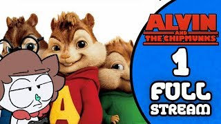 Alvin and the Chipmunks WII (STREAM 1) - Salty