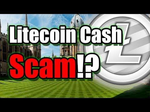 IS LITECOIN CASH (LCC) A SCAM?!